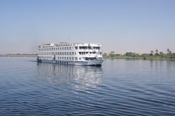 Croisière Rêverie sur le Nil & séjour Jolie Beach Resort 4*