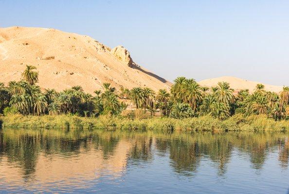 Rêverie sur le Nil & Pharaoh Azur