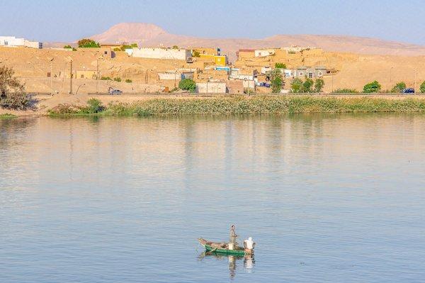 Croisière Rêverie sur le Nil et séjour Serenity Makadi