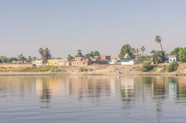 Egypte - Louxor et la vallée du Nil - Croisière Les Déesses du Nil & séjour Jolie Beach Resort 4*