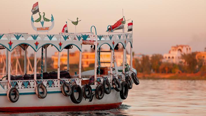 Les Déesses du Nil & Albatros Aqua Park