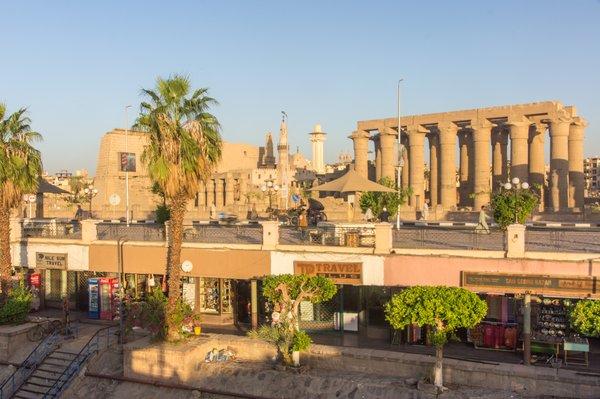 Croisière Rêverie sur le Nil et séjour Concorde Moreen 5*