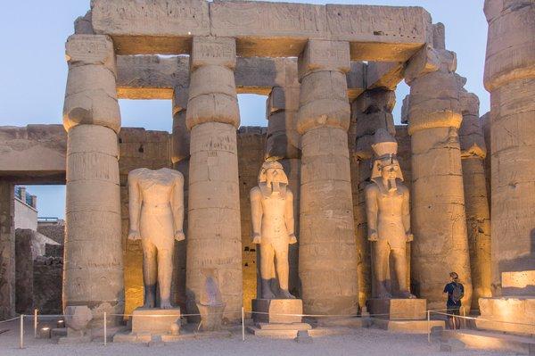 Fabuleuse Egypte & Citadel Azur 5*