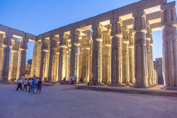 Egypte - Louxor et la vallée du Nil - Croisière Splendeurs du Nil et séjour Sea Beach