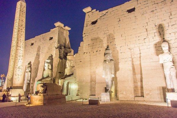 Croisière Rêverie sur le Nil & séjour Pyramisa 5*