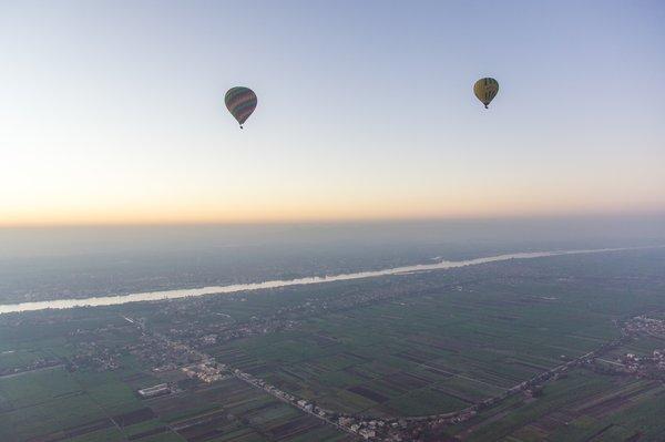 Egypte - Louxor et la vallée du Nil - Croisière Les Déesses du Nil & Albatros Aqua Blu