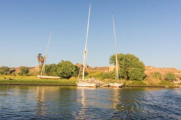 Croisière Rêverie sur le Nil & séjour Giftun Azur Resort