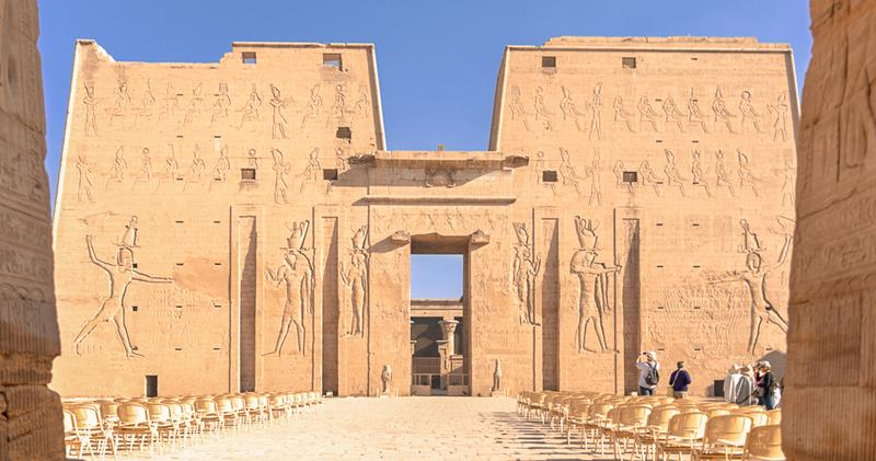 Egypte - Louxor et la vallée du Nil - Croisière Rêverie sur le Nil & Hotelux Marina Beach 4*