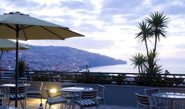 Madère - Ile de Madère - Hôtel Madeira Panoramico 4*