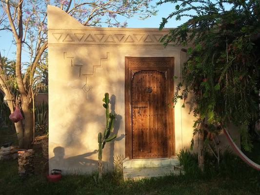 Maroc - Marrakech - Maison d'hôte Le Bled Grenadine