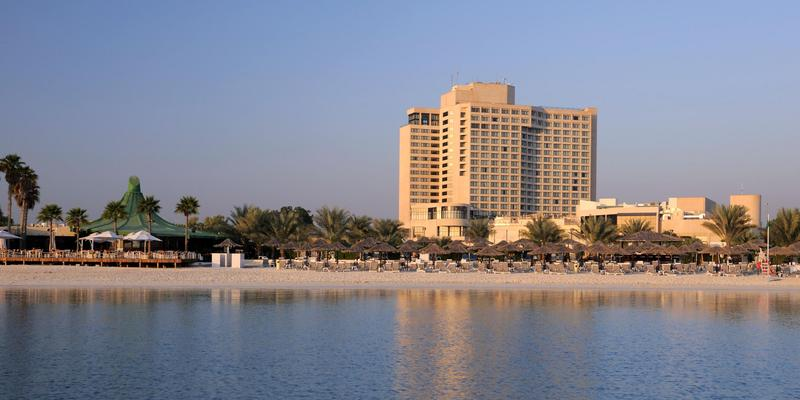 Hôtel intercontinental abu dhabi 5*