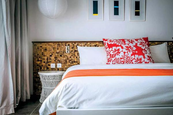 Maurice - Ile Maurice - Hôtel Mystik Life Style 3*