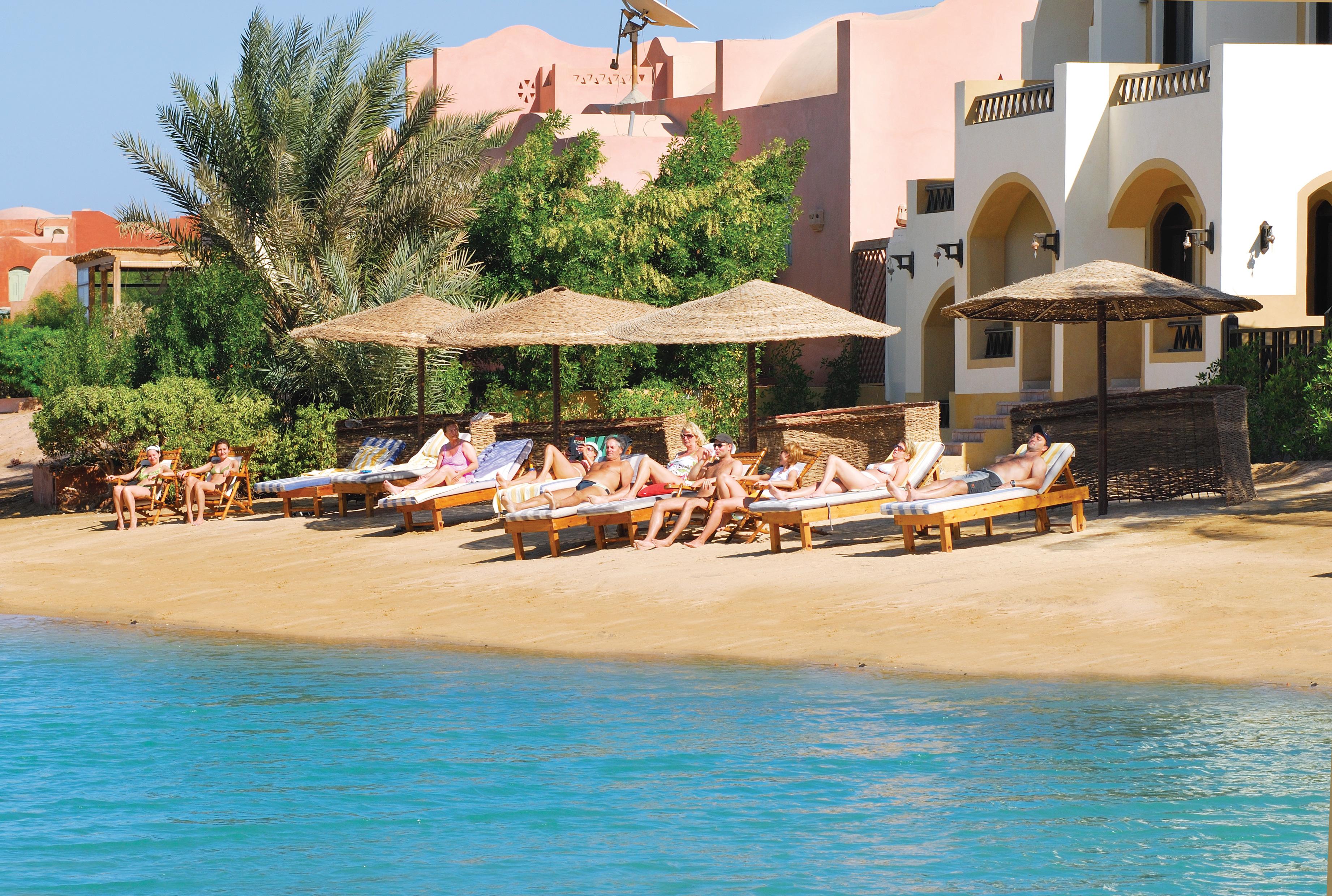 Dawar El Omda 4* charme El Gouna - voyage  - sejour