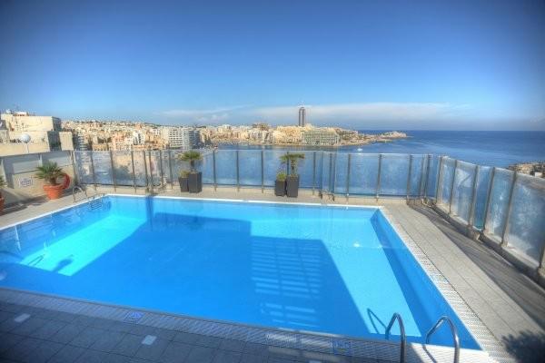 Malte - Ile de Malte - Plaza Hôtel 3*