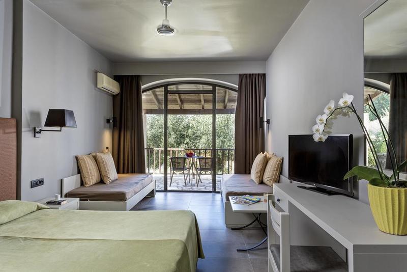 Grèce - Iles grecques - Corfou - Hôtel Aeolos Beach Resort 4*
