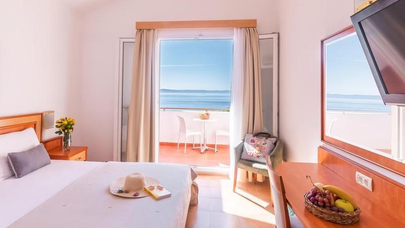 Croatie - Makarska - Bluesun Afrodita Hôtel 4*
