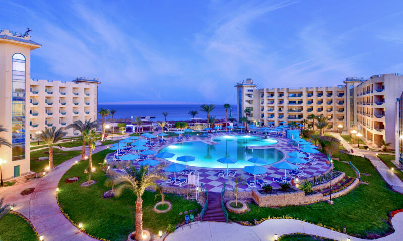 Egypte - Mer Rouge - Hurghada - Hôtel Hotelux Marina beach 4*