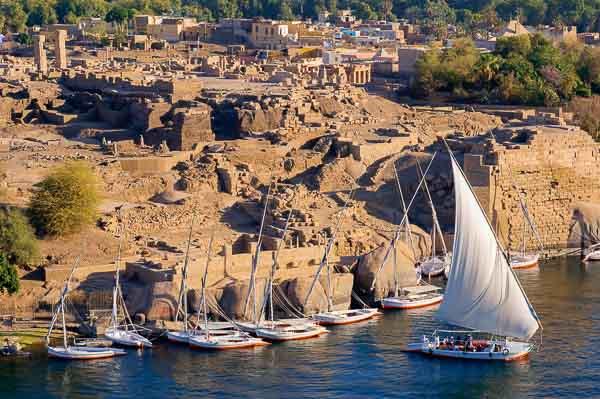 Egypte - Louxor et la vallée du Nil - Croisière Rêverie sur le Nil & Pharaoh Azur