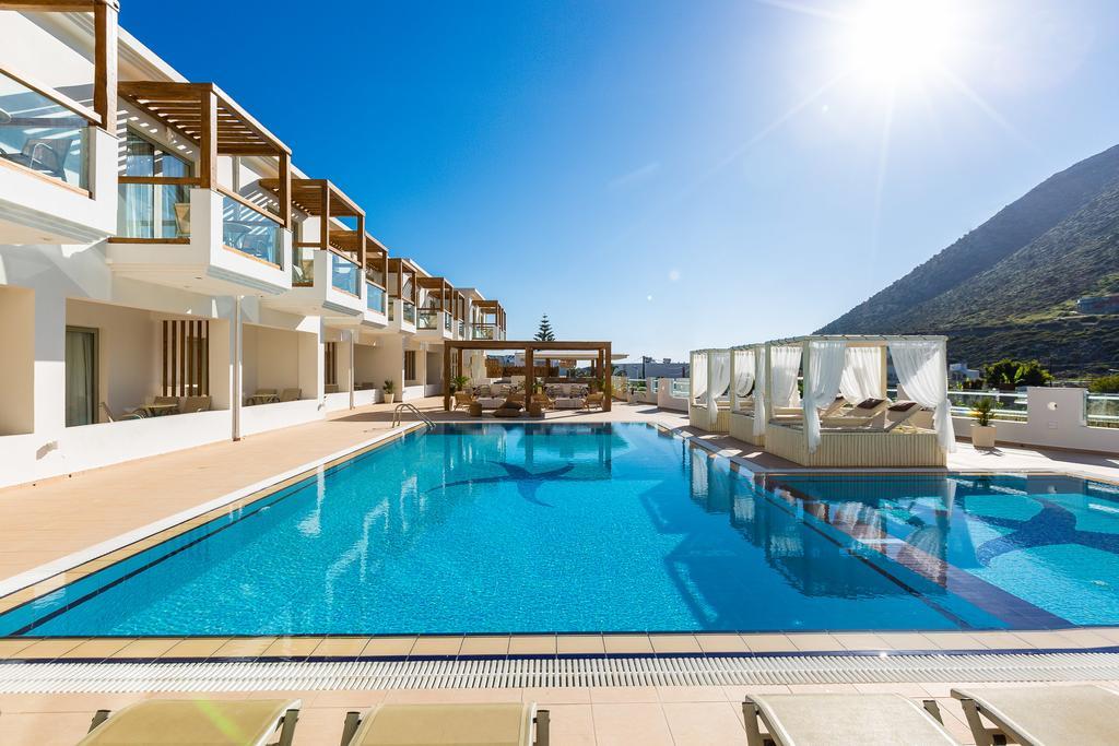 Crète - Grèce - Iles grecques - Nostos Beach Boutique Hôtel 4*