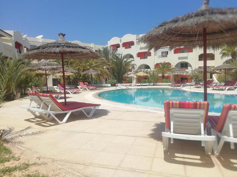 Hôtel Baya Beach Djerba 4*